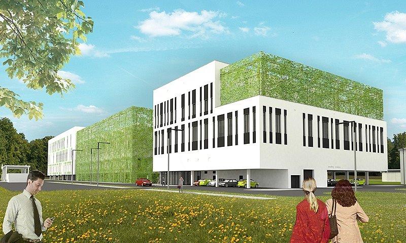 Stavba roku 2020 - nominace - Mladá Boleslav, Česana