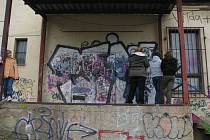 Vandalismus v Hořovicích