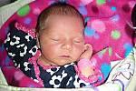 Adéla Kubová se narodila ve čtvrtek 20. března 2014 rodičům Zuzaně Kubové a Ladislavu Špačkovi z Hostomic. Miminko vážilo po porodu 2,80 kg. Sourozenci Lucinka (5)., Kuba (16) a Nikola (17) mají ze sestřičky velkou radost.