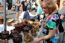 Hrnčířské trhy v Berouně