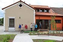 Otevření zrekonstruovaného domu Františka Nepila v Hýskově.