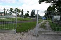 Centrální dětské hřiště vyroste v Králově Dvoře v areálu sokolovny.