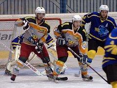 Králodvorští hokejisté prohráli s Benešovem po nájezdech