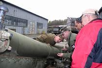 Army muzeum rozšiřuje expozici