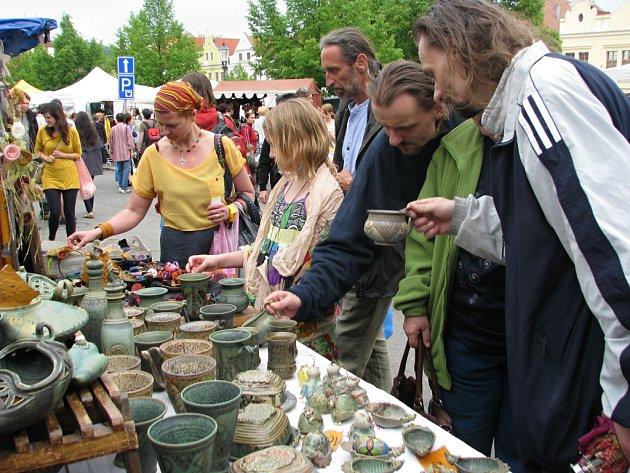 Hrnčířské  řemeslné trhy