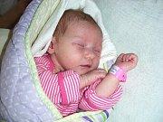 Holčička Simonka Adámková se rozhodla přijít na svět v pátek 28. března 2014 v 11 hodin a 7 minut v hořovické porodnici U Sluneční brány. Simonce sestřičky navážily po porodu 3,46 kg a naměřily 51 cm.