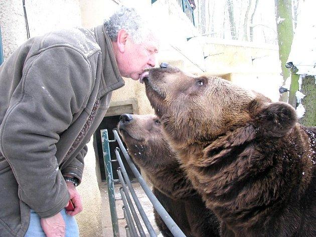 Berounští medvědi Vojta, Kuba a Matěj slavili desáté narozeniny