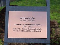 Beroun si připomněl památku Josefa Antonína Seydla, berounského děkana, vlastence a kronikáře.