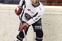 Hokej: Beroun - Olomouc 1:2, Michal Plichta
