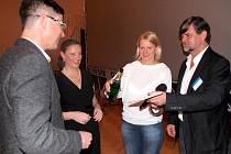 Nemocnice Hořovice pořádala konferenci s názvem Dny novorozeneckých kazuistik