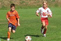 Fotbal, OP přípravek - Praskolesy