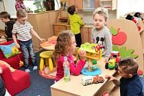 Ze zápisu dětí do mateřských škol v Berouně.