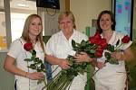 Hořovická nemocnice si připomněla Mezinárodní den ošetřovatelek