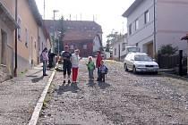 Hořovice - Strmá ulice