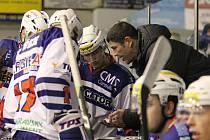 Berounští hokejisté úspěšně zvládli baráž a udrželi se v první lize.