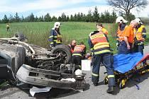 Při tragické dopravní nehodě vyhasl život mladého řidiče