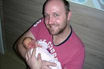 DATUM 22. února 2018 má v rodném listě zapsané Patricie Manová z Berouna, prvorozená dcerka manželů Kláry a Petra, kteří přivedli holčičku na svět společně. Páťa vážila po narození 2,66 kg.