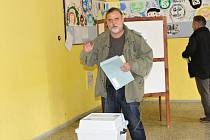 Volby do krajského zastupitelstva a do Senátu na Berounsku
