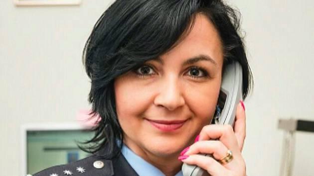 On-line rozhovor s tiskovou mluvčí berounské policie