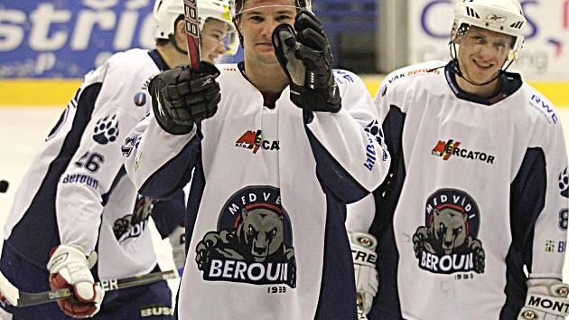 Hokej: Medvědi Beroun