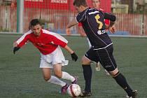 Klecany vedly v Berouně 2:0, domácí fotbalisté ovšem zápas otočili a vyhráli 3:2.