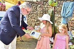 Slavnostní vyhlášení soutěže Princ a princezna Berounského deníku 2015