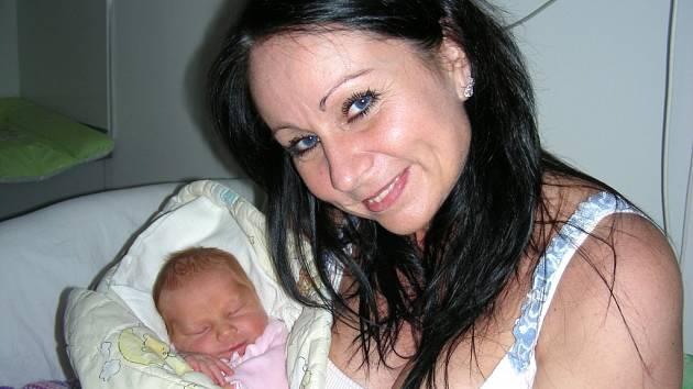 Kladno bude domovem pro Anetu Dalihodovou Kocábkovou, dcerku Jany Dalihodové Baštové a Tomáše Kocábka. Anetka se narodila 22. února, vážila 3,26 kg a měřila 49 cm. Bratr David Bašta (20) má ze sestřičky velkou radost.