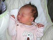Maminka Jana Grégrová ze Staré Huti si v sobotu 29. března 2014 prvně pochovala v náručí dcerku Anetu, která se narodila ve 14 hodin za pomoci svého tatínka Tomáše Kopáčka. Anetka vážila po porodu 3,39 kg a měřila rovných 50 cm.
