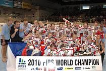 České in-line hokejistky jsou mistryněmi světa pro rok 2010