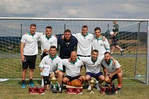 Třetí ročník Fernet stock Cupu v Chyňavě vyhrál tým Young boys Beroun.