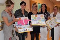Nemocnice Hořovice se počínaje 9. listopadem 2016zapojila oficiálně do projektu Život v kufříku.