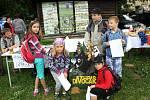 KRÁSNÝ den plný zážitků prožily děti z družiny ZŠ Beroun Závodí ve Svatém Janu pod Skalou.