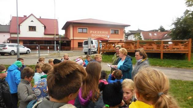 Počátek měsíce října byl ve znamení Mezinárodního dne zvířat. Ten si připomněly i děti školní družiny.