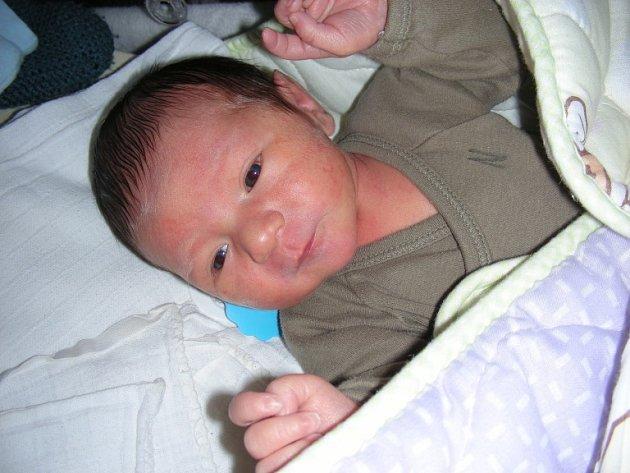 Maminka Petra Barešová z Rudné přivedla 31. prosince 2013 na svět své první děťátko, syna Šimona. Tatínek Radek Bouška si nenechal narození silvestrovského synka ujít a mamince u porodu velmi pomohl. Šimonek vážil po porodu 3,33 kg a měřil 48 cm.