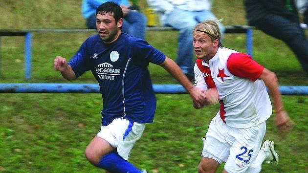 Fotbal: Jan Bežó, FK Hořovicko