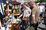 Jarní Hrnčířské trhy v Berouně