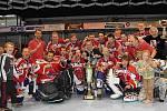Beroun obhájil titul mistrů extraligy v in-line hokeji.
