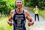 Na snímcích berounští závodníci František Bulava a Jozef Mužík.