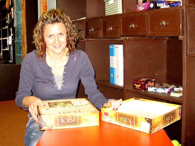 Klubovnou Nízkoprahového zařízení najdou děti v budově hořovického kina