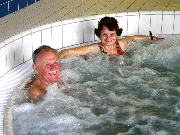 Podle ředitele Vodního světa Vojtěcha Matějčka je návštěvnost aquaparku uspokojivá a dokonce trochu nad očekávání.