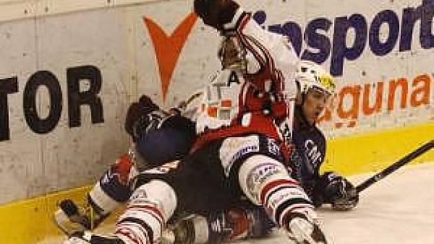 Lední hokej: Beroun - Chrudim 1:4