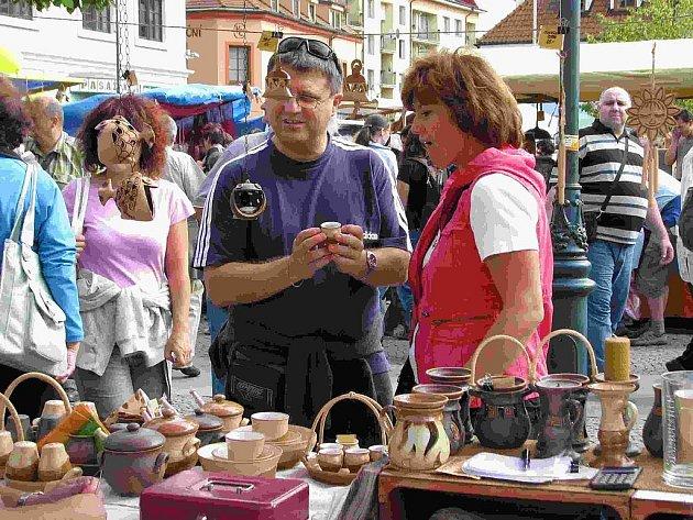 Oslavy Dnů evropského dědictví a Hrnčířské trhy v Berouně