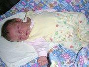 HANIČKA Švecová ze Zbirohu, druhá dcerka manželů Zuzany a Martina se narodila 24. září 2017 v hořovické porodnici. Holčička vážila po příchodu na svět 3,43 kg a měřila 49 cm. Hanička bude vyrůstat se sestřičkou Terezkou (1 rok 9 měsíců).