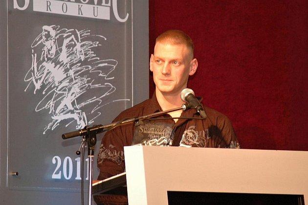 Vyhlášení ankety Nejúspěšnější sportovec 2011