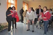 Ve Zdicích se konaly sportovní hry seniorů