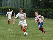 V soutěži nastupují i týmy Komárova  i spojený celek Zadní Třebaně a Litně.
