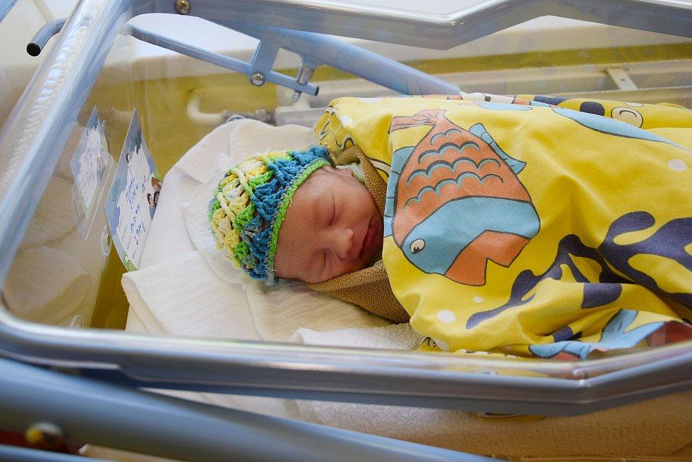 Michal Šimek se manželům Lucii a Michalovi narodil v benešovské nemocnici 14. července 2021 ve 12.51 hodin, vážil 2910 gramů. Bydlištěm rodiny je Benešov.