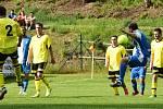 Půltucet branek uštědřili hráči Tetína domácímu Nižboru.