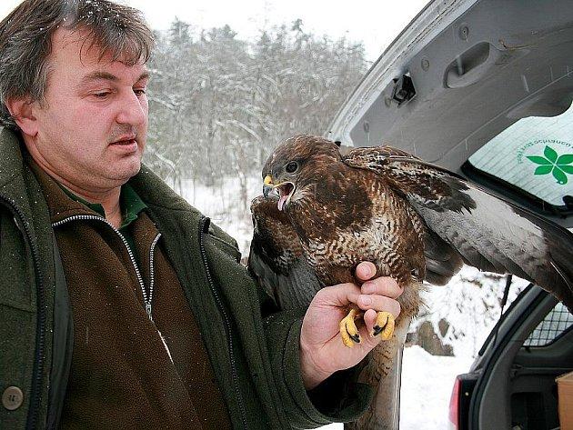Ochránce přírody Pavel Moulis