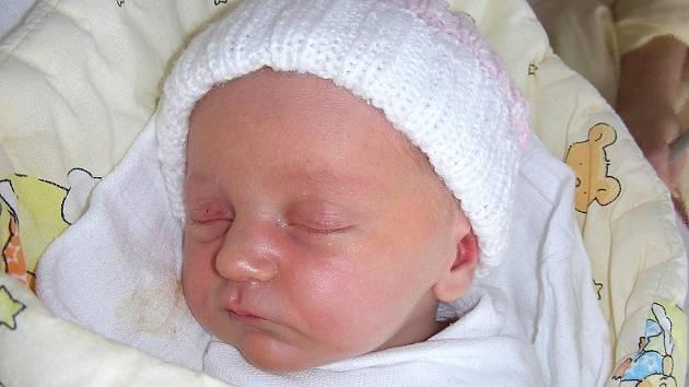 Mamince Heleně a tatínkovi Janovi se ve čtvrtek 21. ledna narodila druhorozená dcerka Terezka Nováková. Po porodu vážila 3,10 kg a měřila 49 cm. Kočárek se svojí sestřičkou bude vozit devítiletá Markétka z Hostíma.